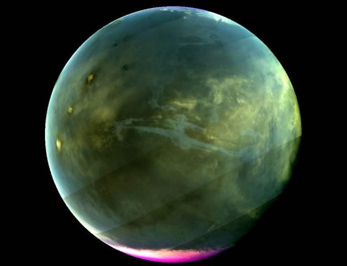 MarsUV