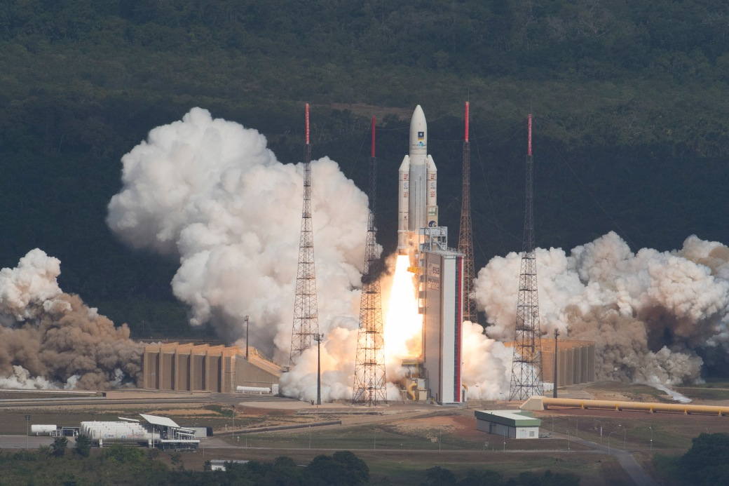 Ariane5Launch